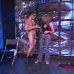 male stripper cfnm on TV