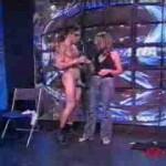 male stripper cfnm on TV