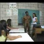 cfnm handjob lesson 1