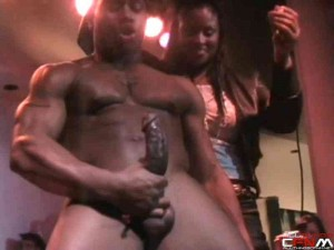 Sexy Stripper Gets Pounded By Juicy Black Dick - PORNCOM